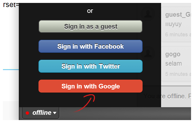 chat-system-google-sign-in