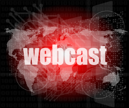 Live Streaming Services for Webcasts