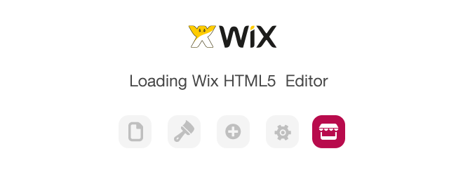 Wix HTML5 Editor