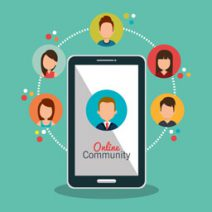 Online community benefits