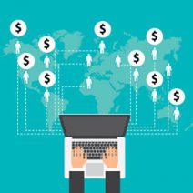 Monetizing online community