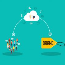Online community brand