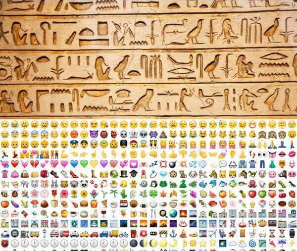 Hieroglyphs Emoji